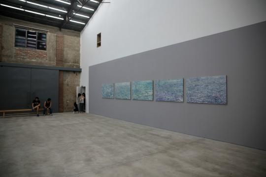 """""""骤雨时刻""""集中展示了薛珺近年的创作"""