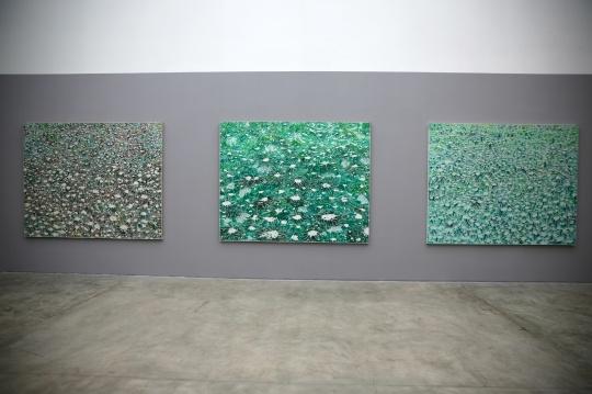 薛珺的作品充满了繁复的美学特征