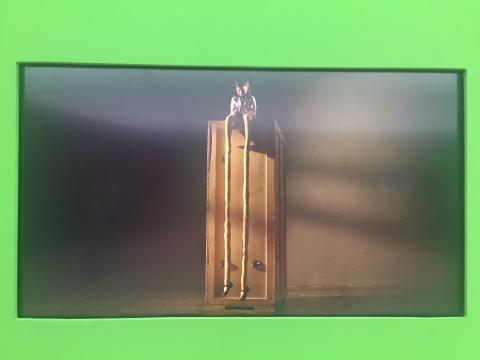 尹秀珍 《沉默》 1分15秒 2013