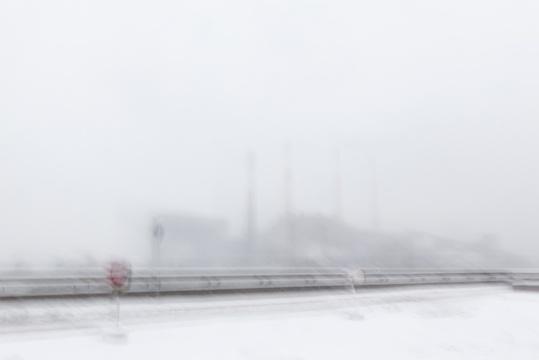 程一楠 《去远方》66.67x100cm亚克力装裱、馆藏级艺术微喷2014