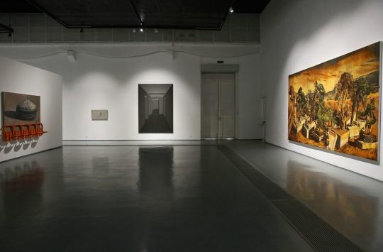 可以看出展览的目的是试图系统性梳理以绘画为创作手段的八零后艺术家现状