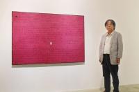 """记忆会有何种层次? 韩国艺术家吴世烈""""记忆的层次""""在学古斋上海开幕,吴世烈"""