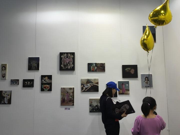 2016 艺术北京 展览现场