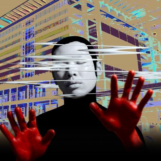 台北艺博会参展作品 林宏信微量裂解