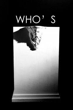 杨福东 《Who's》166×116cm摄影 | 黑白喷墨打印2011