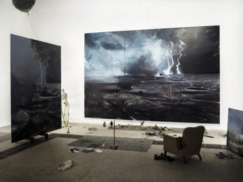 贾蔼力 《未命名》 180×240cm摄影2016