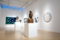 三个展览同时开幕 年轻艺术家亮相Hi艺术中心,杜沛骏,闫磊,郝建涛