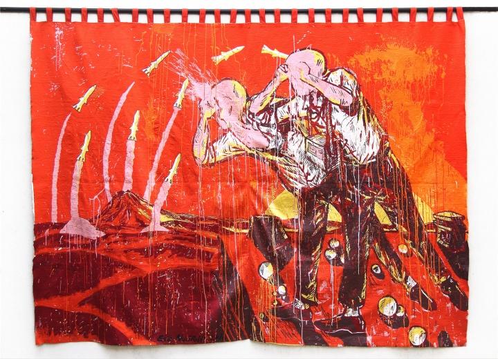 """阿拉里奥画廊 艾柯·努格罗荷个展""""哎哟,哎哟,哎哟(世界抱怨着)"""""""