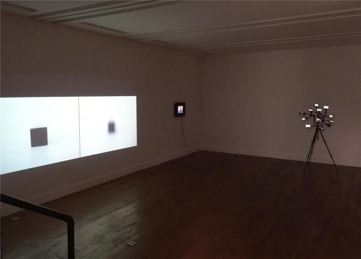 """狮語画廊 """"重启的虚拟:新媒体艺术展"""""""