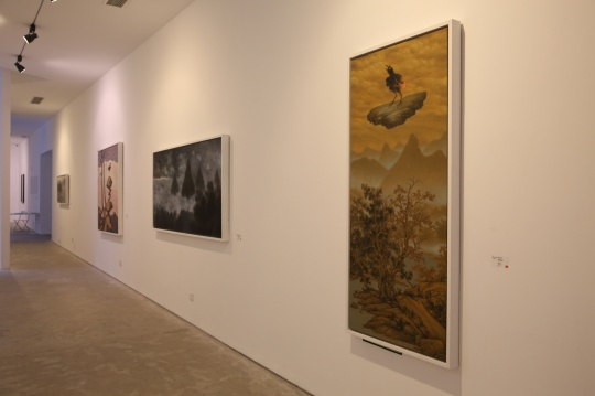 高惠君的作品有很强的古典情怀