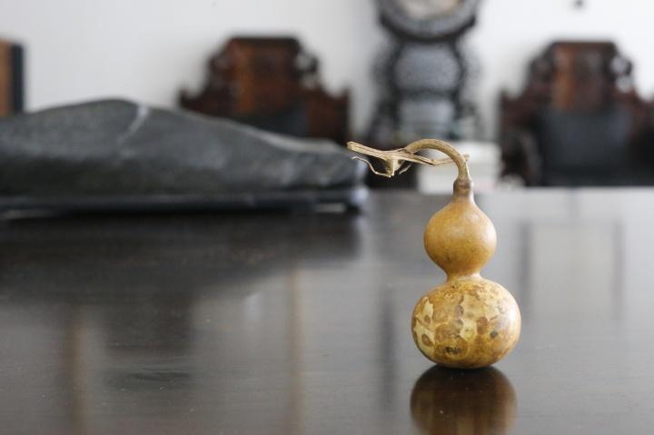 张锰收藏的小物件