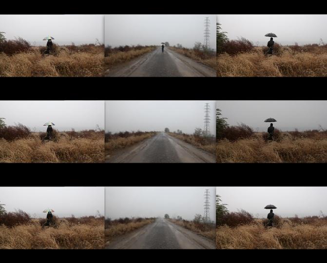 《独流碱河》三频视频 视屏截图 2012