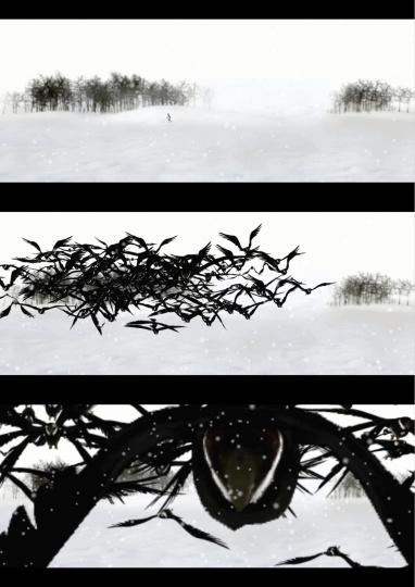 《青豆天堂-鸟世界 》3D动画 视屏截图 2012