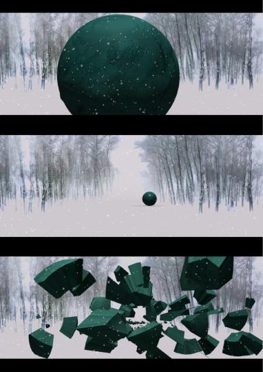 《青豆天堂 西瓜世界》 3D动画 视屏截图 2014