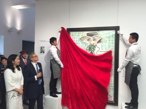 佳士得北京空间揭幕仪式