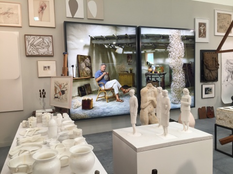 Frieze London, Hauser & Wirth