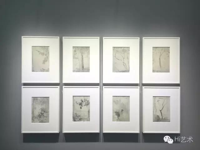 世界画廊带去的严善錞的7200元的版画,受到观众的喜爱最多,目前也有很多有意向的藏家在谈