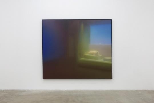 《Seal》 170×200cm 布面油画 2016