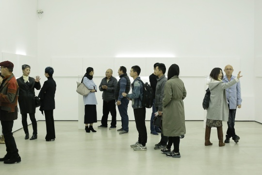 """""""平行""""范勃个展在北京草场地艺术区艺琅国际开幕"""