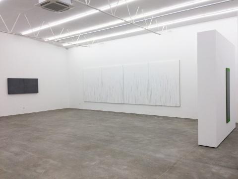"""今格空间乔迁798艺术区 首展呈现抽象的""""复数"""""""