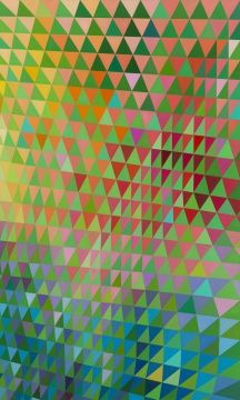 郭梦垚 《无题 No. 3》 200×120cm 布面油画 2016