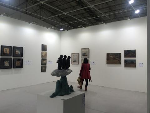 """天天向上·2011-2016名师提名五年回顾展""""现场"""
