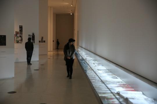 """""""温普林中国前卫艺术档案之八〇九〇年代""""与""""永远的抽象""""在红砖美术馆开幕"""