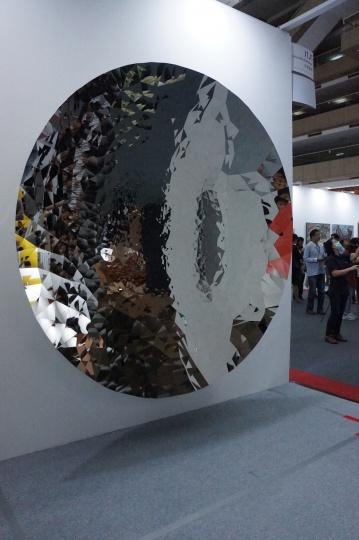 常青画廊带来的国际艺术大师的作品