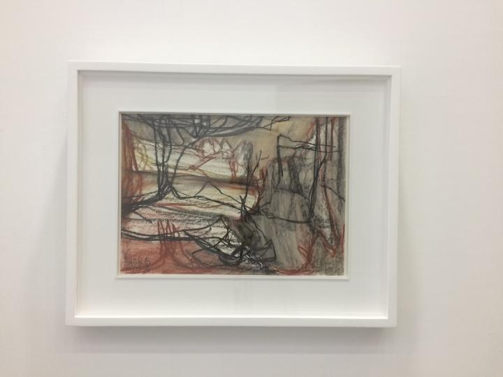 亦安画廊在作品选择上以小幅和亲民价为主。