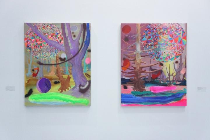 日本画廊小山登美夫画廊以7500美元销售的日本艺术家作品