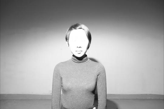 《经过》,2015,艺术微喷,50×70 cm