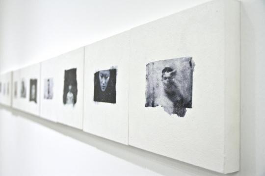 本次展览挑选了艺术家自2011年至2016年为止的部分摄影约上百件作品展示