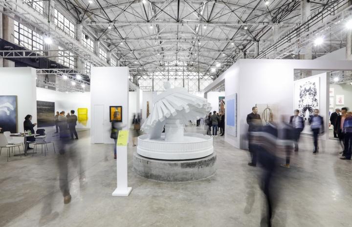 2016西岸艺术与设计博览会现场