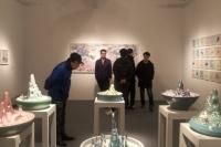 索卡实验室第三期如期而至,董琳个展聚焦传统文化,董琳,孙艺玮