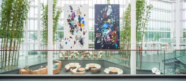 """余德耀美术馆自开馆以来项目空间的首个国外艺术家展览""""塞昆迪诺·赫南德思 春夏之间 四季之现"""""""