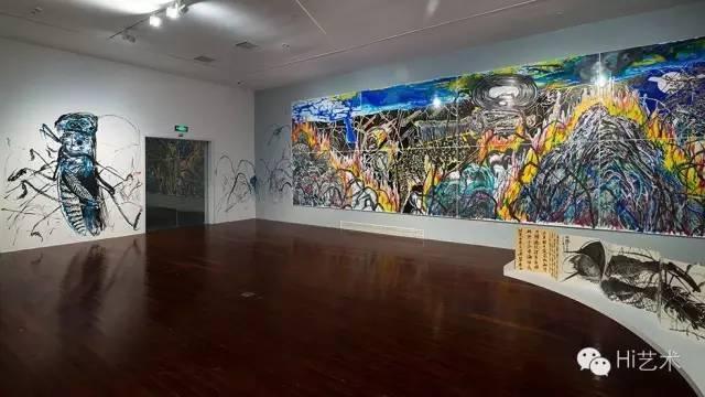 """余德耀美术馆目前在展的中国艺术家孙逊个展""""谶语实验室"""""""
