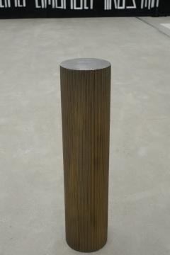 宋建树 《等量齐观I》 24×100cm 钢筋焊接 2014