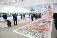 """英国的自嘲群体艺术Party  特别的""""艺术分享"""",Celyn Bricker,Charlie Dutton"""