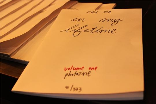 限量333本的画册