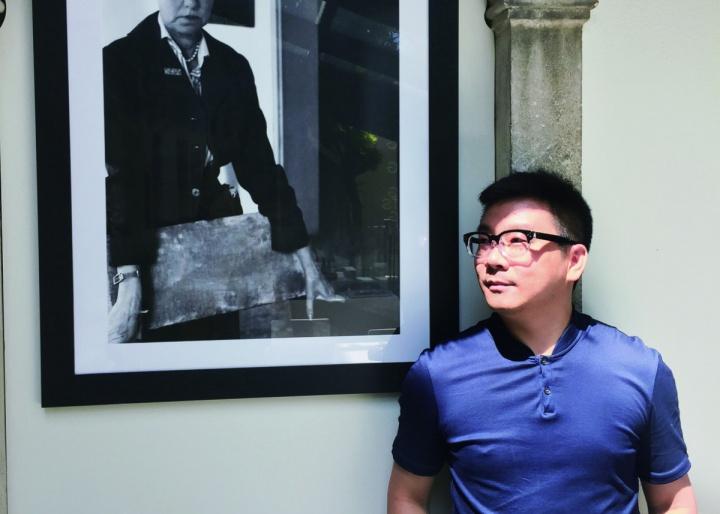 第一届道滘新艺术节项目总监 李战豪