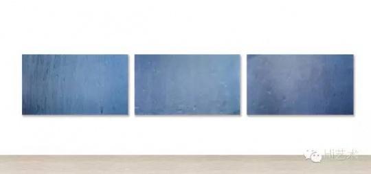 谢南星 《无题(有声音的图像2)》 220×380cm×3 布面油画 2001-2001  成交:736万元,刷新艺术家个人成交纪录,由静园美术馆李冰竞得