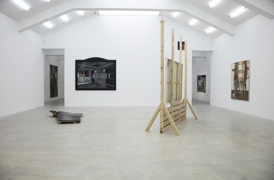 宋元元最新个展呈现他近一年半以来的全新创作