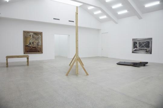 在展览呈现的两个半月之中,艺术家还将持续让作品继续生长