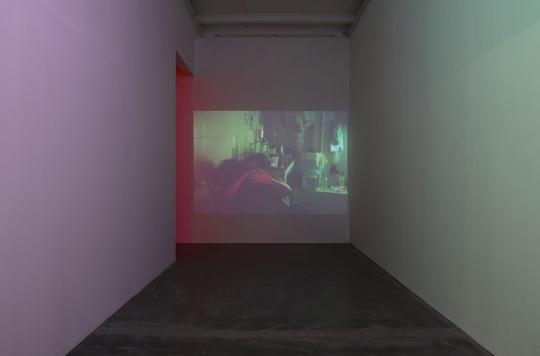 杨沛铿 《艺术家工作室派对》