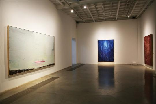 展览选取了九个风格独立的艺术家参与