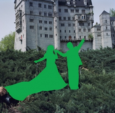 杨圆圆《在时尚古堡,做都市主人》