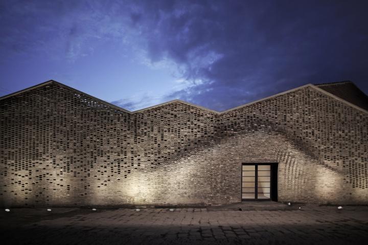 """新世纪艺术基金将于2017年在西岸开馆的新空间""""池社"""""""
