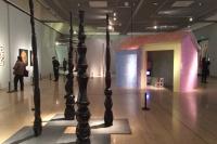 """去中国美术馆看一场纯粹的当代艺术展 17位青年艺术家多元视角阐释""""东方物语"""""""