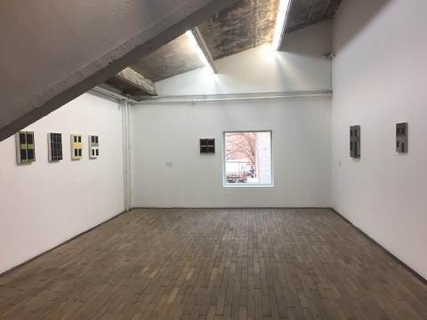 二层展览空间