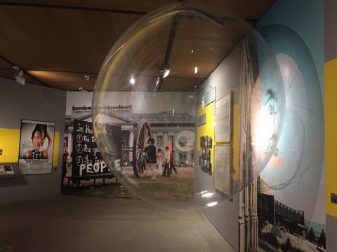 第五届文献展豪斯·鲁克作品《绿洲七号》